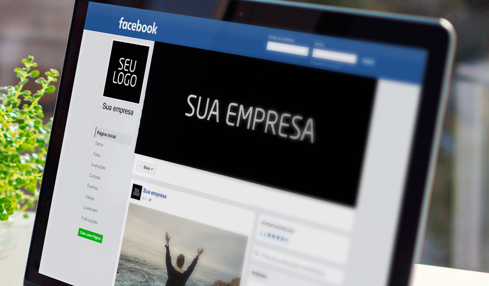 Por que minha empresa deve estar no Facebook?