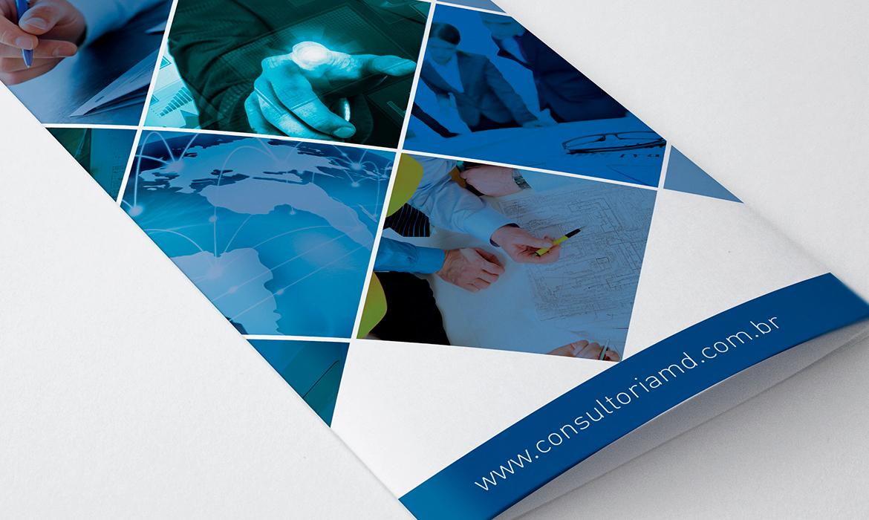 Folder M&D Consultoria