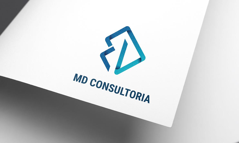 Identidade Visual MD Consultoria
